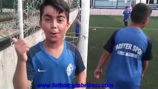 Profesyonel Futbolcu Olmak İstiyorsan İzle Ve Yap!