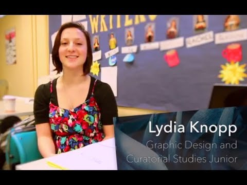 Student Interview // Lydia Knopp on Art and Aging