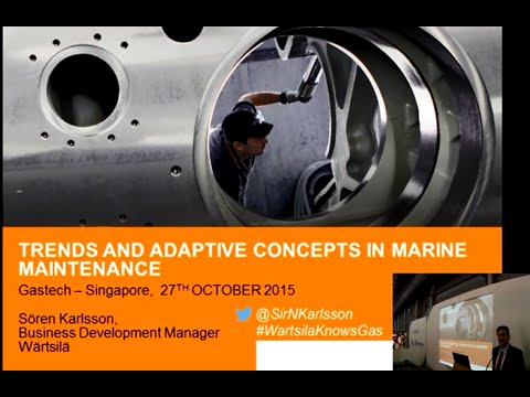 Trends and adaptive concepts in marine maintenance
