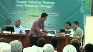 Debat Teologis Islam - Kristen : Tauhid atau Tritunggal