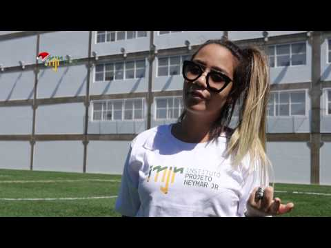 Natal No Instituto Projeto Neymar Jr. video