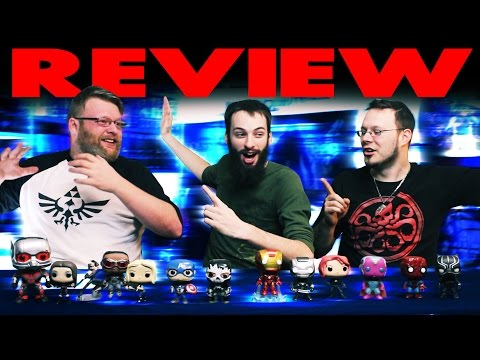 MOVIE REVIEW!! A Conversation about Captain America: Civil War