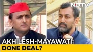 Akhilesh Yadav Speaks To NDTV On 2019 Elections And More
