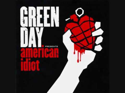 Green Day - Letter Bomb