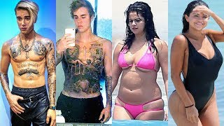 Download Lagu Justin Bieber Vs Selena Gomez Transformation ★ 2018 Gratis STAFABAND