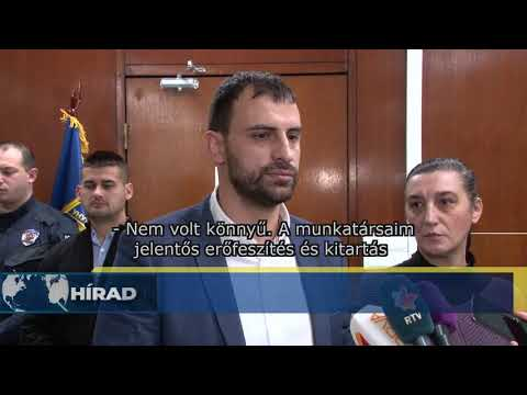 2020.01.23. - Újra megszólaltatta ellopott hegedűjét Lajkó Félix