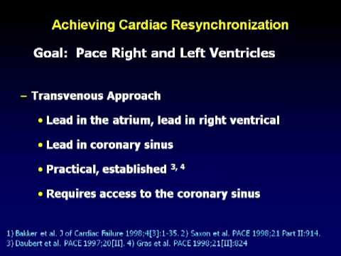 Heart Failure: Evidence Based Approach to Systolic & Diastolic Heart Failure
