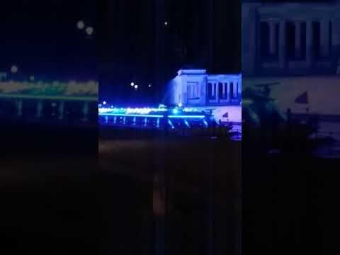 Lights at Lust Garten & Berliner Dom 30 September 2018