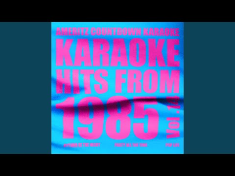 Pop Life (in The Style Of Prince And The Revolution) (karaoke Version) video