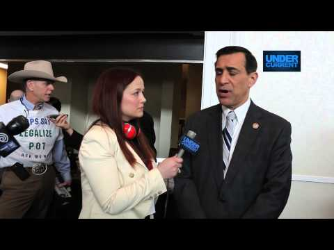Darrell Issa Challenged on IRS Hearing Conduct