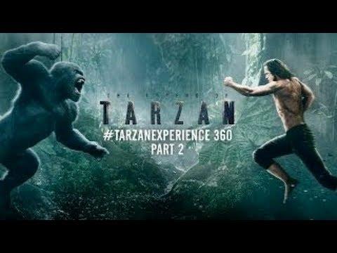 ?Tarzan A Evolucão Da Lenda Completo Dublado 2016