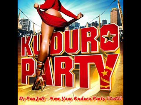 Dj Panjab - New Year Kuduro Party [dj-panjab.blogspot.fr] video