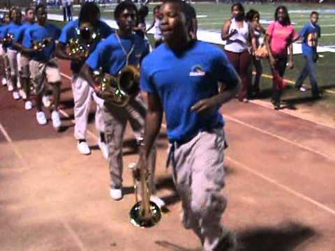 Velma Jackson High School Band 2012
