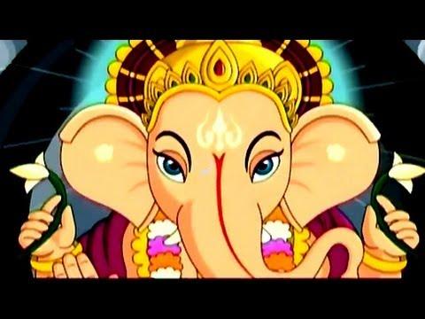 Sukhkarta Dukhaharta - Ganpati Aarti - Marathi Animation