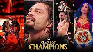 WWE Clash Of Champions 2019 Winners, Surprises & Full Results | Clash Of Champions 2019 highlights