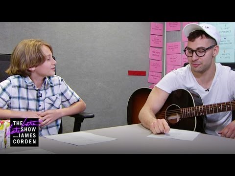 Behind the Music: Magic Pancakes with Jack Antonoff.