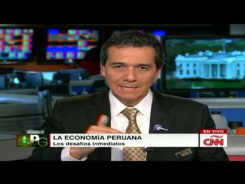¿Cómo está la economía de Perú?