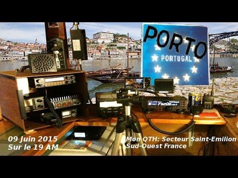 Cibi   09 06 2015 Propag QSO 19 AM le Portugal S TS2000DX