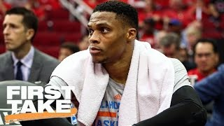 Game 2 A Must-Win For Oklahoma City Thunder? | First Take | April 19, 2017