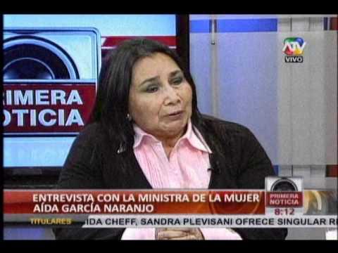 Ministra de la Mujer: Me siento vulnerable