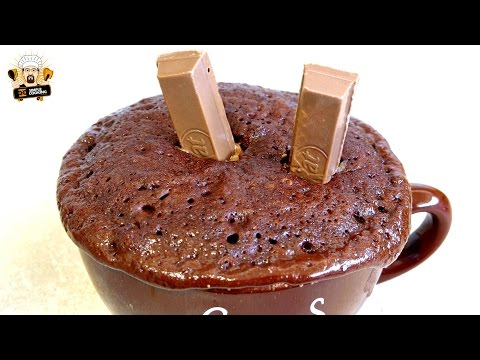 Kit Kat Mug Cake Recipe video
