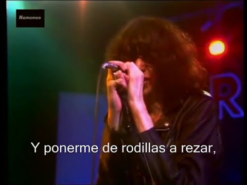 The Ramones needles & pins subtitulada