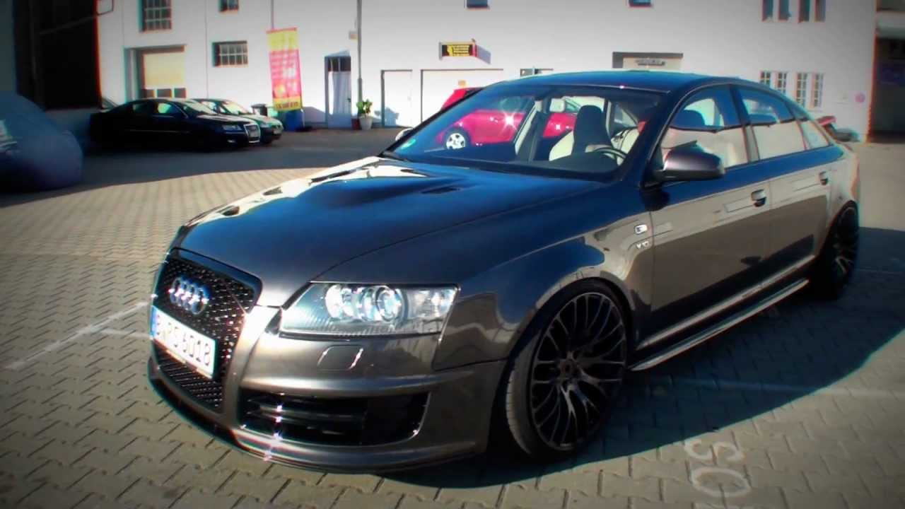 audi s6 v10 sound tc concepts youtube. Black Bedroom Furniture Sets. Home Design Ideas