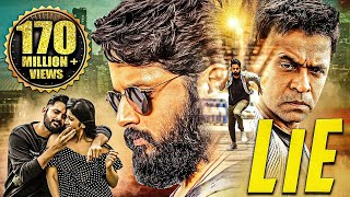 LIE (2017) Full Movie in Hindi | Nithiin, Arjun, Megha Akash | Riwaz Duggal | New Release