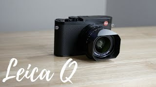 Leica Q Unboxing - The Most Expensive Camera I Have Ever Owned