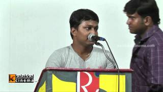 Orey Oru Saatchi & Thupparivaan Ashok Press Meet