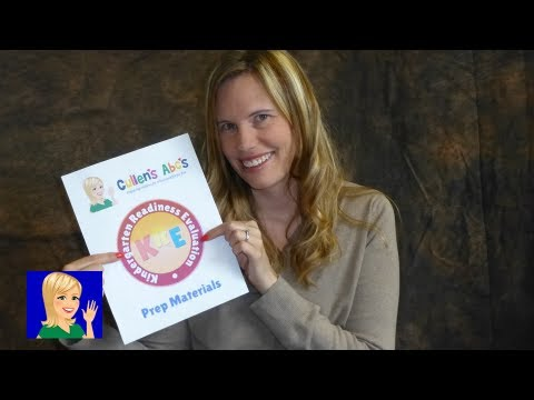 Win Free Video Chat with Cullen! Complete Kindergarten Readiness Evalutation KRE   Cullen's Abc's