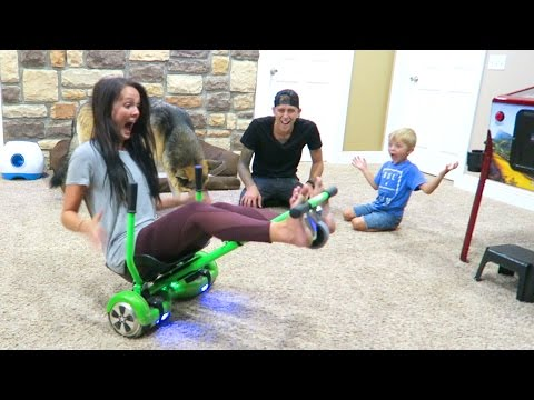 BEST NEW TOY EVER!! SHE FAILED!!