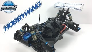 HobbyWing Install Video - XR8 Plus ESC / 4268 G2 Motor
