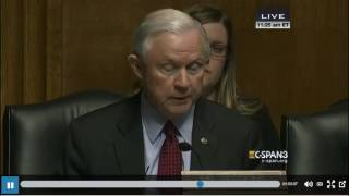 Jeff Sessions / Sally Yates confirmation Hearing - March 24, 2015