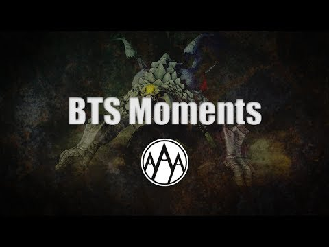 BTS Moments #33 - MACHO MAN CONTEST [HOME IN TROUBLE]