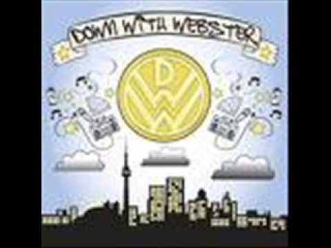 Down With Webster- Big Time (Lyrics)