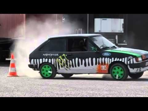 Ken Block Parody