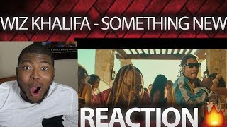 """WIZ KHALIFA FEATURING TY DOLLA SIGN """"SOMETHING NEW"""" REACTION 