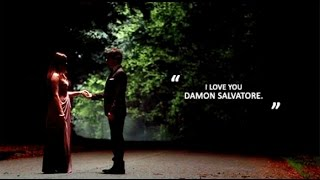 Damon & Elena l Stay With Us