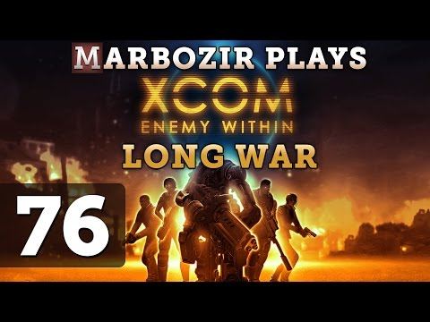 XCOM Enemy Within Long War Let's Play - Part 76