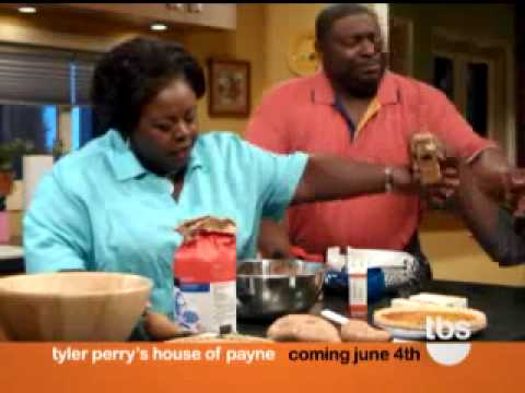 Tyler Perry's House of Payne Promo (Kitchen)