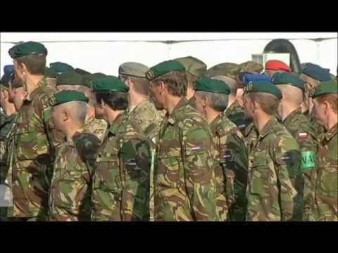 NATO Special Forces in Poland: Soldiers from 14 countries train for rapid reaction force