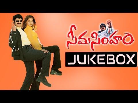Seemasimham Telugu Movie Songs Jukebox    Bala Krishna, Simran