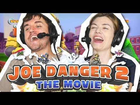O JOGO MAIS PERIGOSO DO MUNDO!!! - Joe Danger 2: The Movie