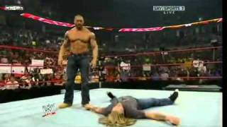 CM Punk cashes in Money in the Bank against EDGE