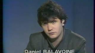 Document inédit de Balavoine