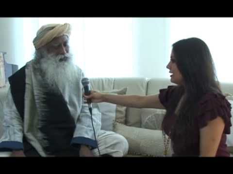 Conversations For The Soul - Smita Joshi Interviews Sadhguru Jaggi Vasudev video