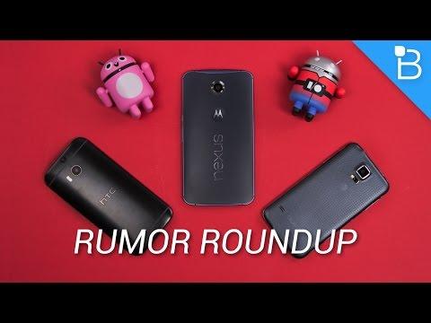 Rumor Roundup - Apple iPad Plus/iPad Pro, HTC One M9, Galaxy S6