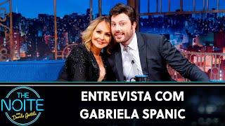 Entrevista com Gabriela Spanic | The Noite (13/06/19)