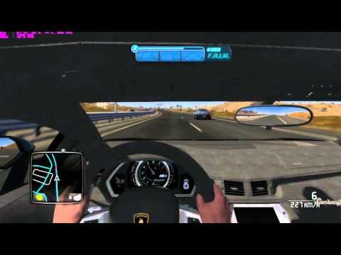 Test Drive Unlimited 2 l Lamborghini Aventador LP700 Discover Ibiza